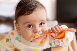 شجعي طفلك تناول الأطعمة المفيدة