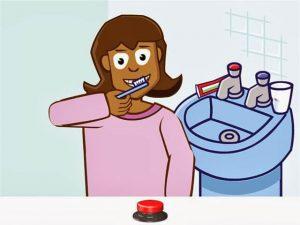 غسل_الأسنان_و_نظافتها