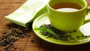 الشاي -الاخضر