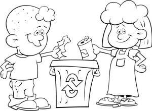 ورقة_تلوين_للأطفال_النظافة