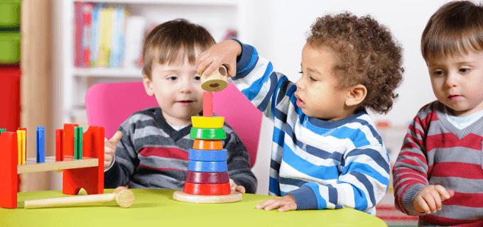 رياض الاطفال و اهميتها التربوية