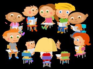 مجموعة صور ملونة لرياض الاطفال