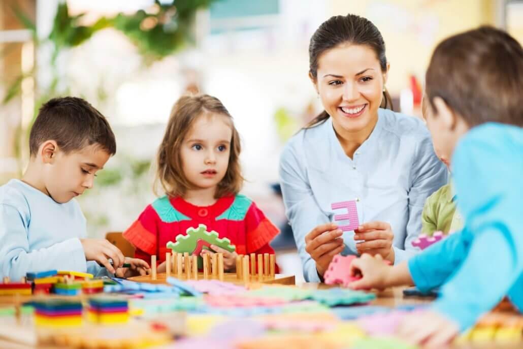 المهارات التربوية المهمة لمربية رياض الاطفال