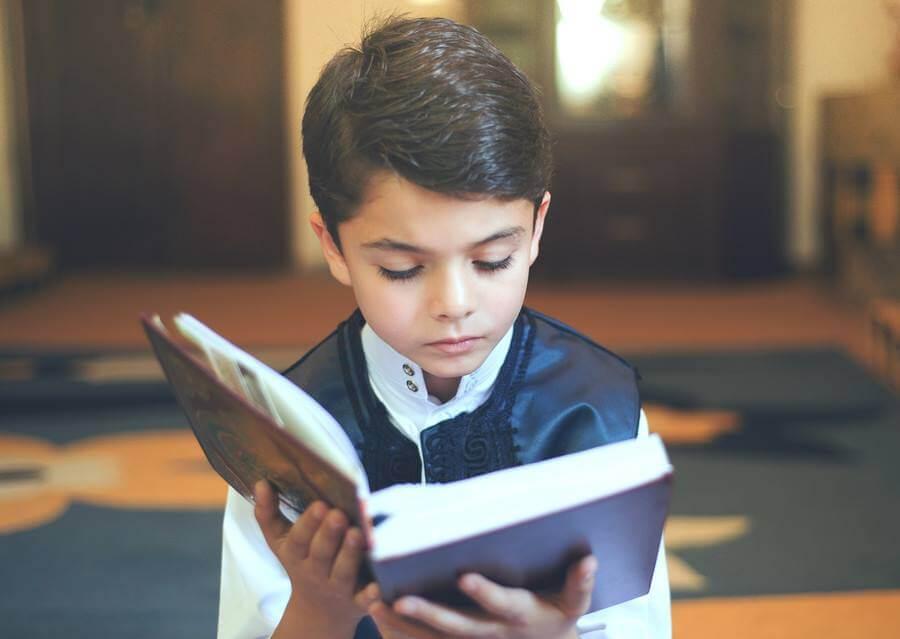 علمي طفلك قراءة القرآن