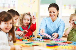 تعليم الاطفال بالترفيه و الالعاب